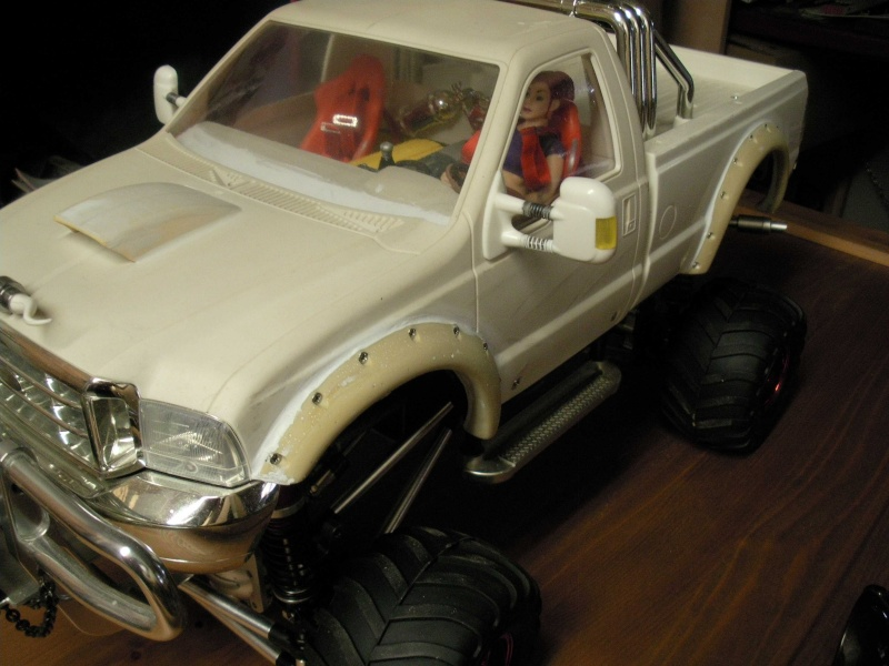 Tamiya Ford F350 High Lift 1:10 Rimg2212