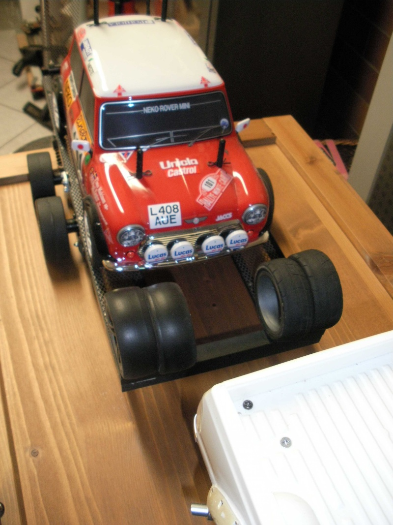 Tamiya Ford F350 High Lift 1:10 Rimg2221