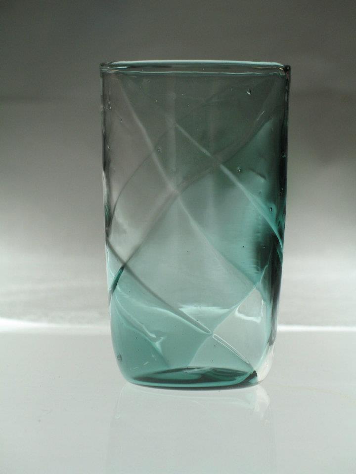 premiers essais overlay et reticello en verre soufflé boro 52914712