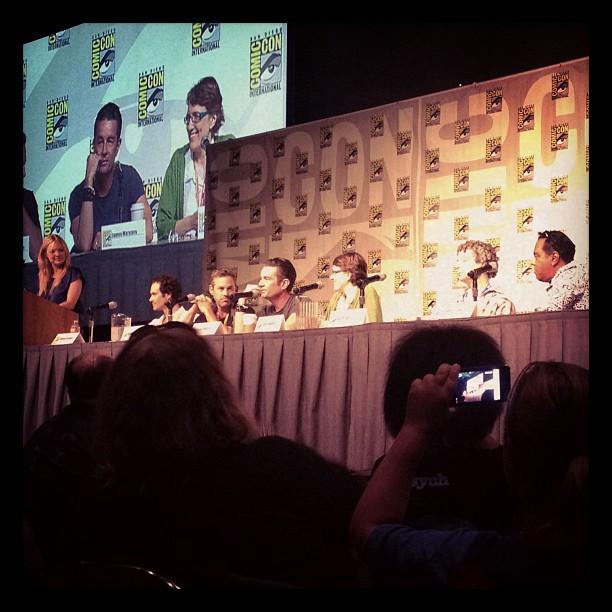 20 ans de Buffy - Comic Con de San Diego 584e6810
