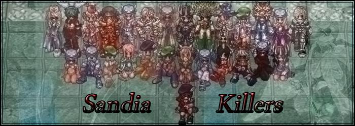 Foro gratis : Sandia Killers Banner16