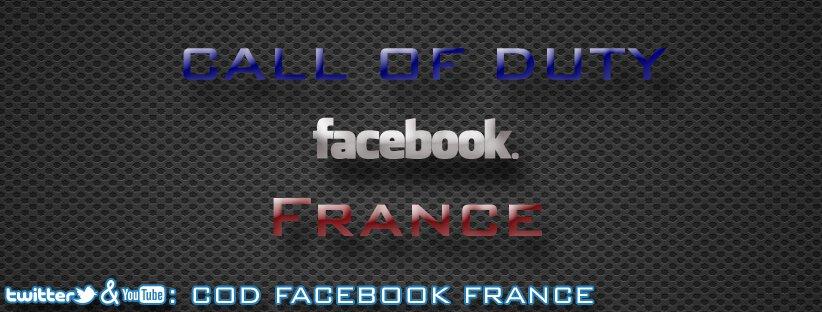 COD Facebook [FRANCE]