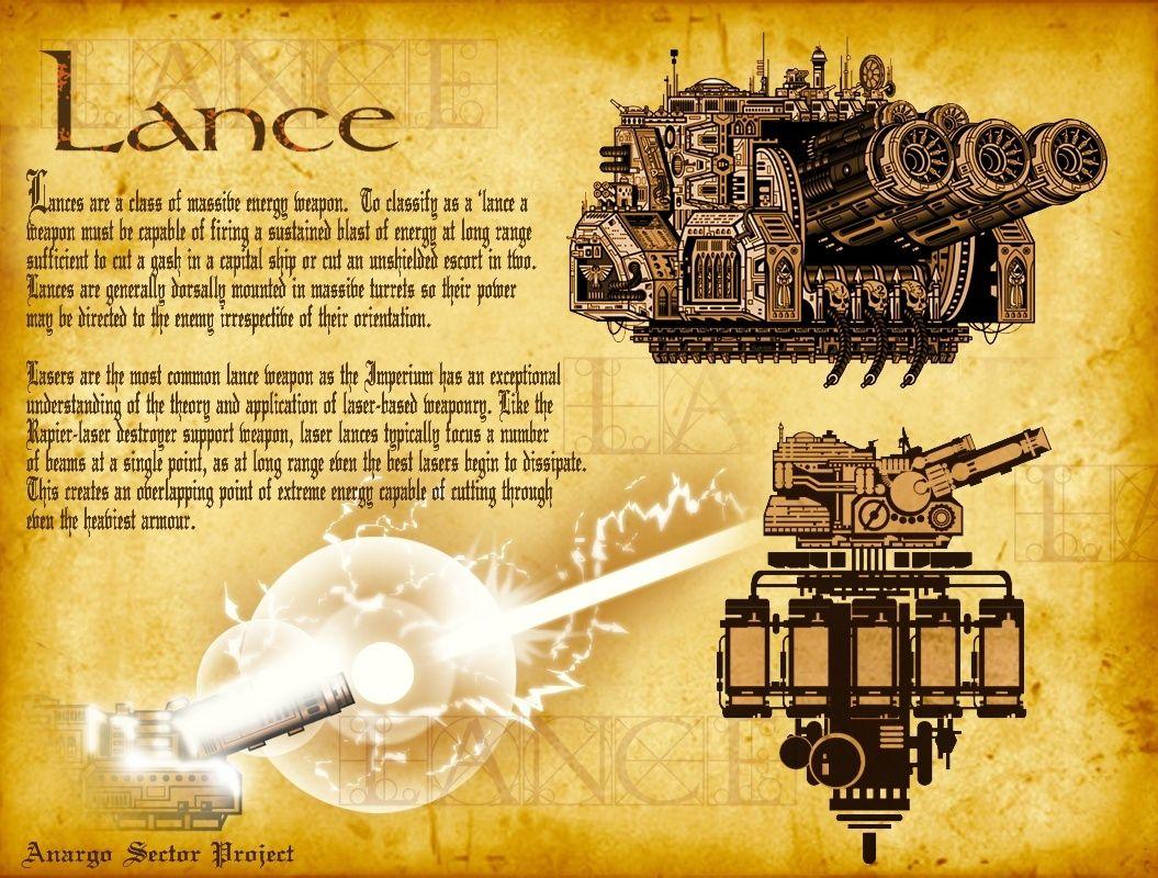 [W40K] Collection d'images : Flotte Impériale - Page 2 Lance_11