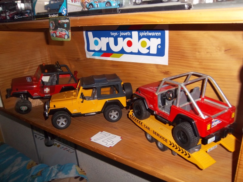 Collections jouets BRUDER 021_210