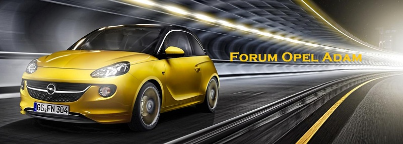 Forum Opel Adam