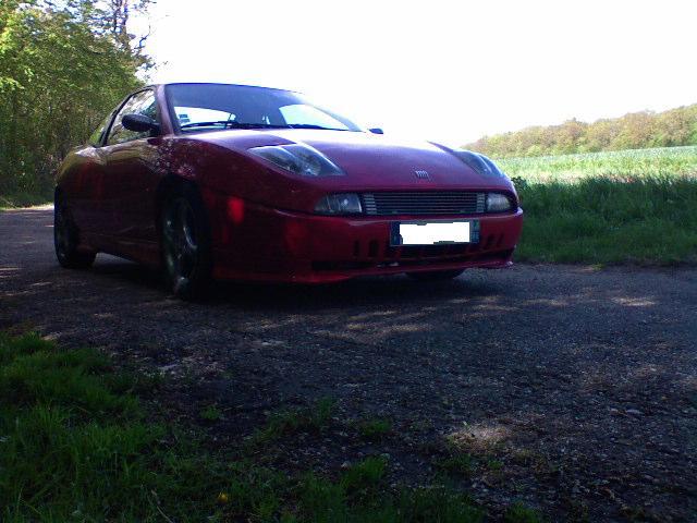 fiat coupé 20v turbo edition limité 00212