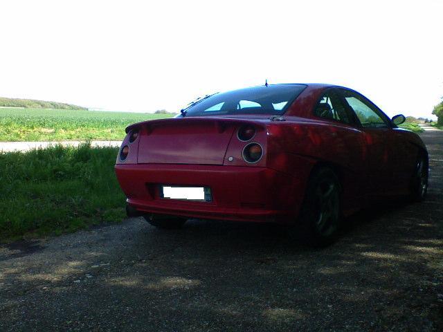 fiat coupé 20v turbo edition limité 00313