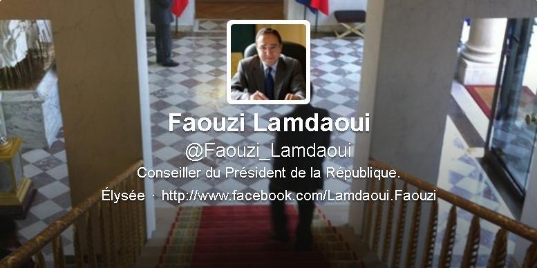 """Hollande sous influence à l'école de la """" falotcratie """" avec Lamdaoui Faouzi10"""