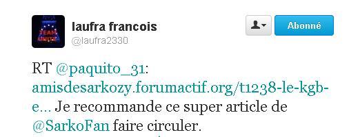"""Le KGB a formé la """"bienpensance"""" qui détruit la France aujourd'hui Laura10"""