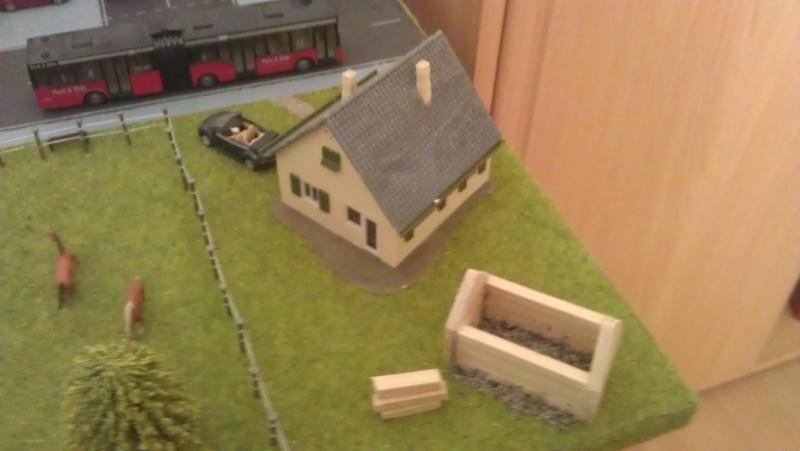 Kleine Stadt mit Feuerwache Planspiel für die Feuerwehr Imag0016