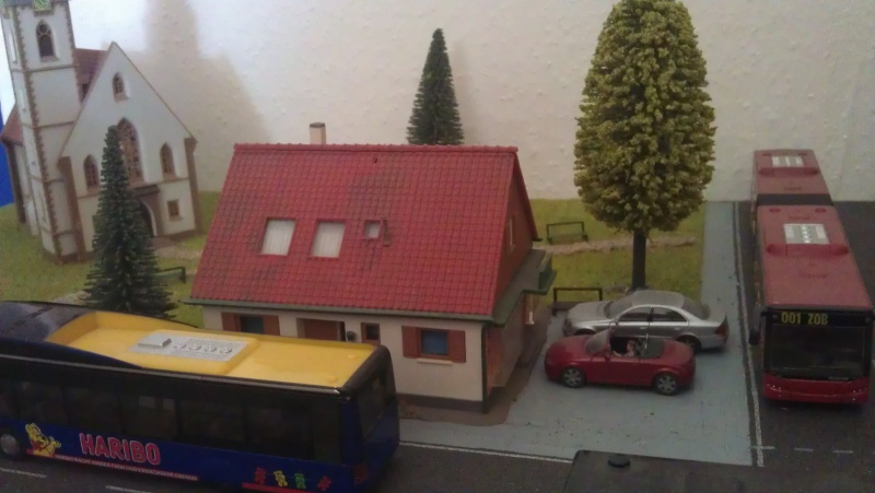 Kleine Stadt mit Feuerwache Planspiel für die Feuerwehr Imag0018