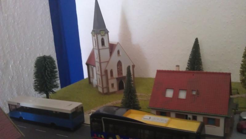 Kleine Stadt mit Feuerwache Planspiel für die Feuerwehr Imag0019