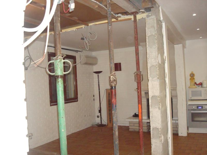 Mur porteur et poteaux de soutien Dsc04511