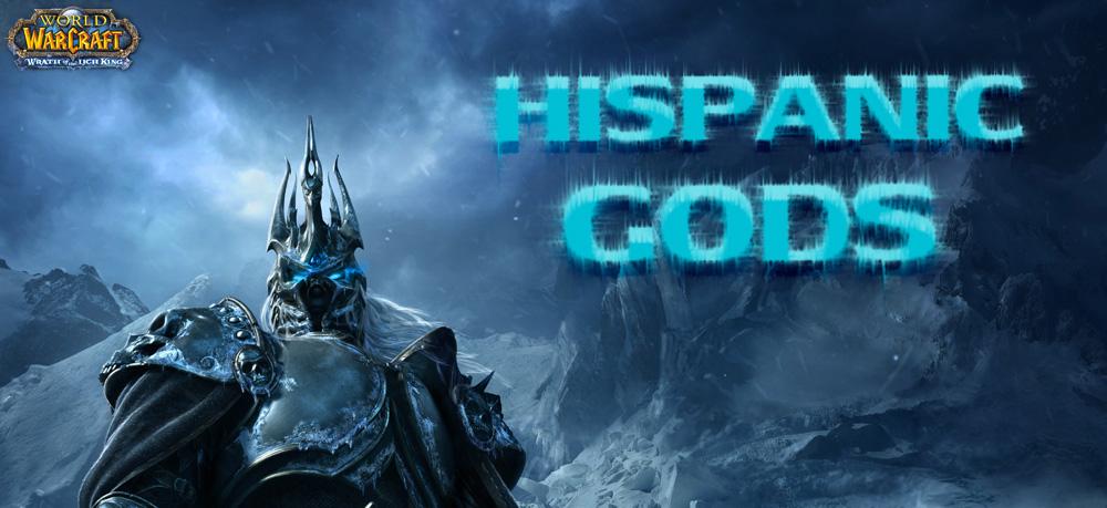 Hispanic Gods