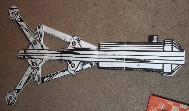 Mechanical Steampunk crossbow ideas. 100_1410