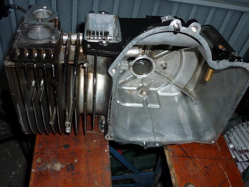 Renovation d'un brigg et stratton 11 hp P1020614