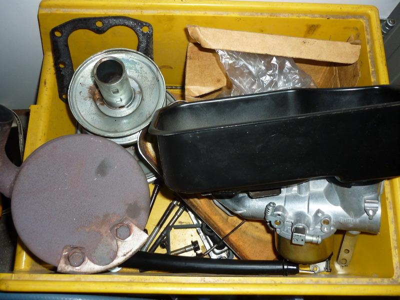 Renovation d'un brigg et stratton 11 hp P1020616