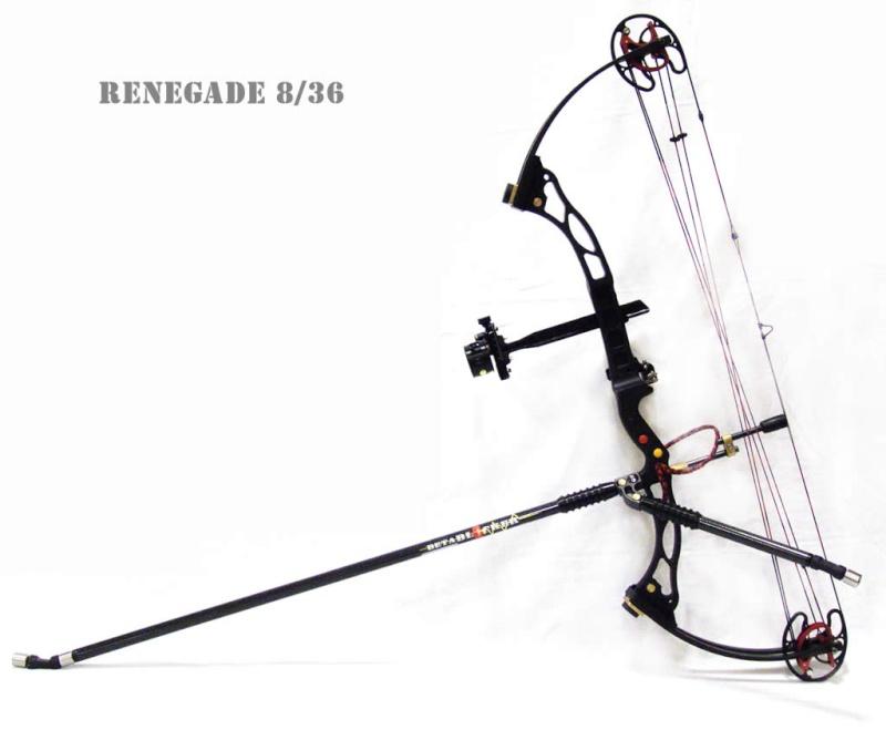 Arc à poulie Renegade Renega10
