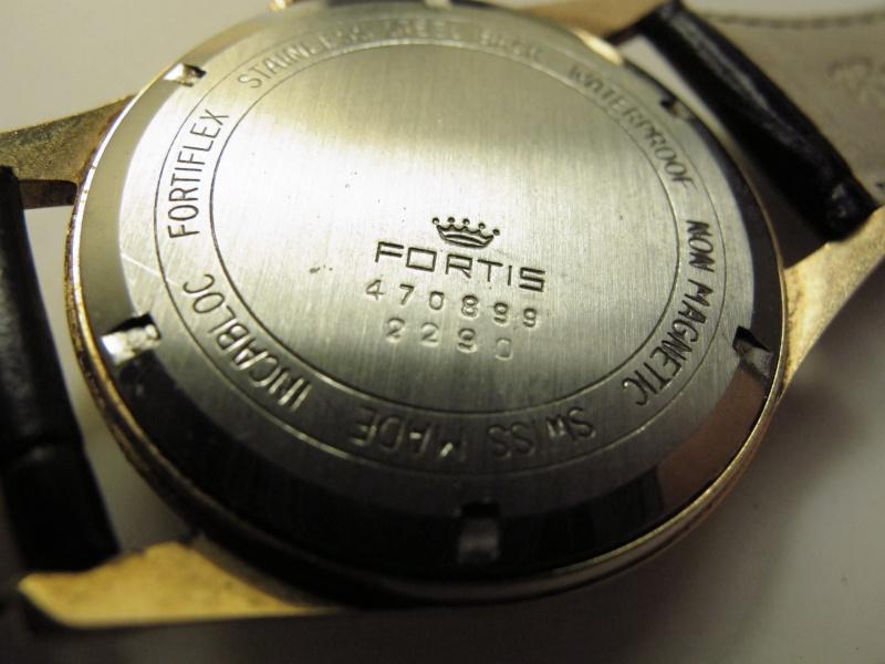 une Fortis vintage Fortis12