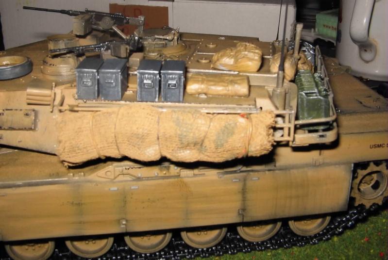 Panzer Leopard A1 und Abrams M1 612