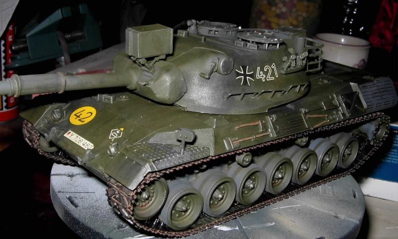 Panzer Leopard A1 und Abrams M1 Bild_012