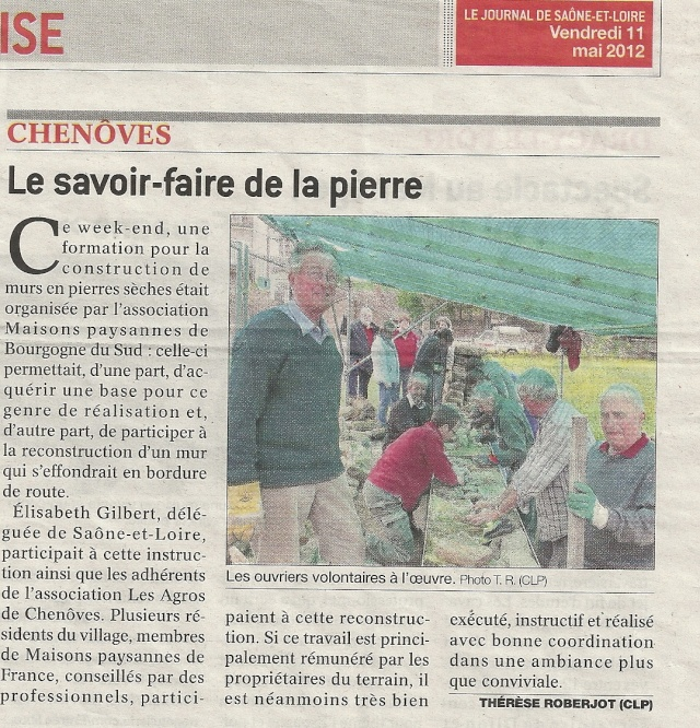 Activités 2012 Pierre10