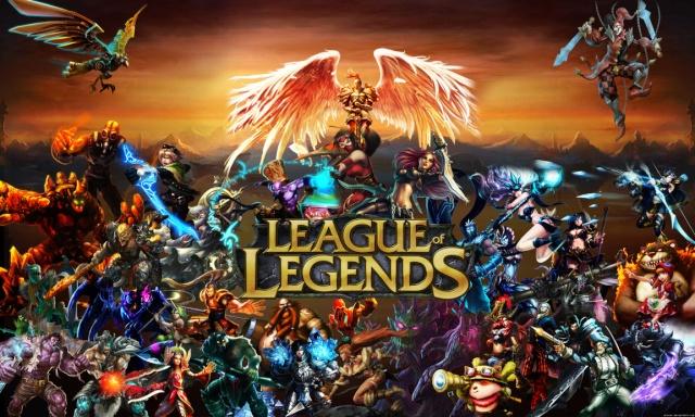League of Legends League11