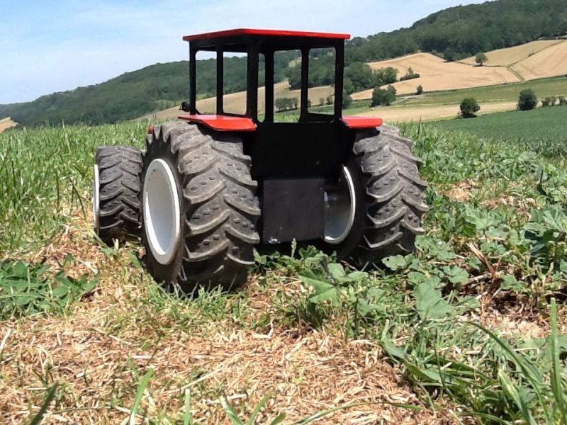 Tracteur agricole 1/16 Photo_11