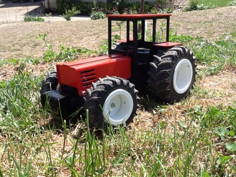 Tracteur agricole 1/16 Photo_13