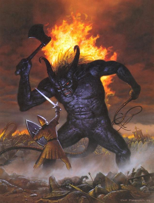 [Andrann i ùan - confirmé] - Balrog de Morgoth Balrog10