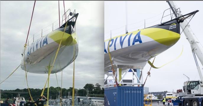 Le Vendée Globe 2020 : les bateaux, la course réelle Captur21