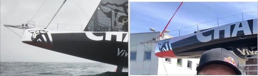 Le Vendée Globe 2020 : les bateaux, la course réelle Captur26