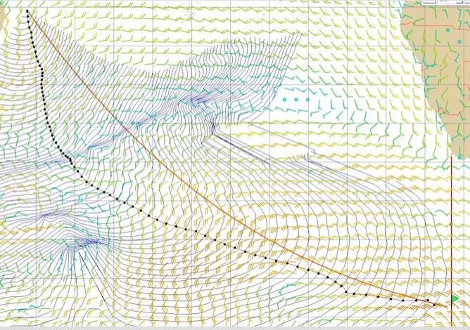 Vendé Globe Atlantic Series-10/10/21 Captur74