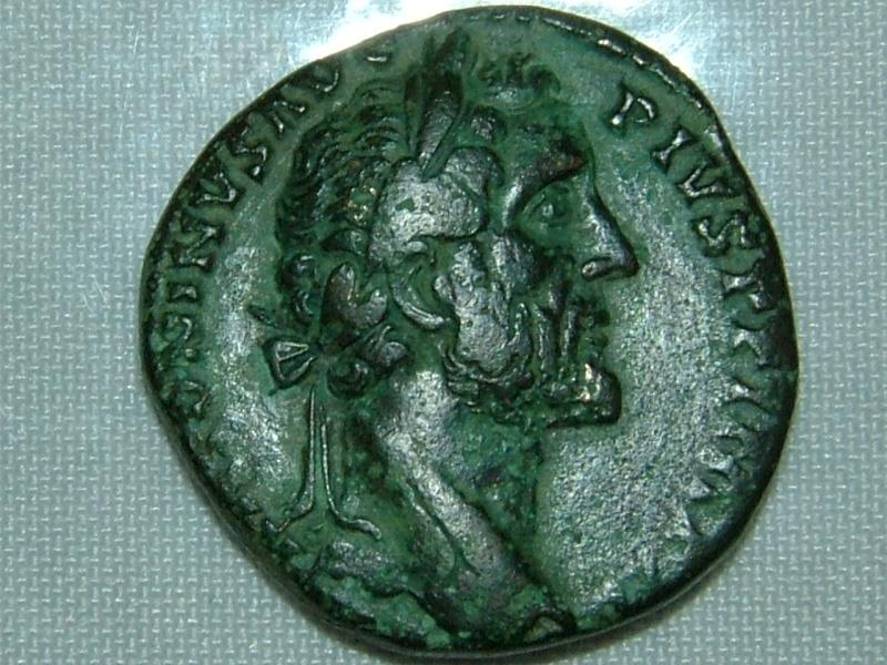 Sesterce Antonin le Pieux Dscf8311