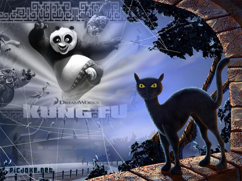 Кунг-фу панда. Новая история.