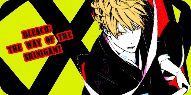 The way Of The Shinigami