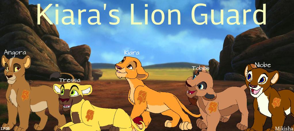 The Lion King: Kiara's Lion Guard. B18daa10