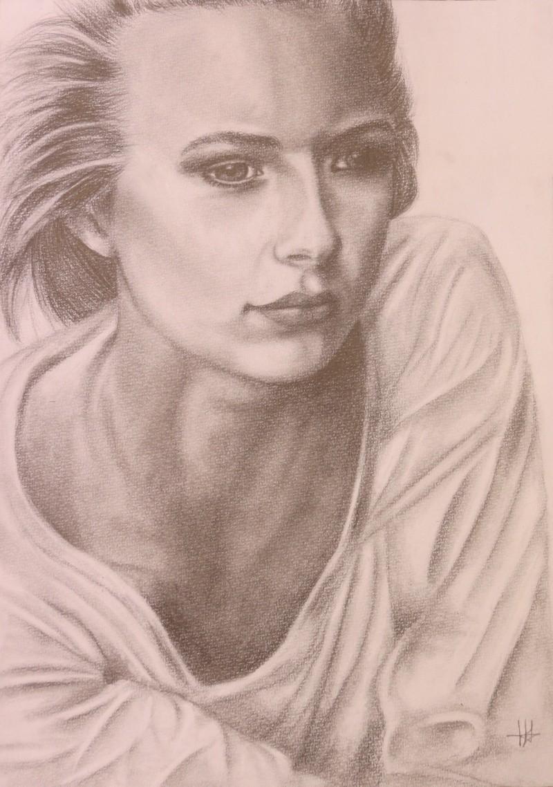 14ans, Passionnée par la peinture et le dessin Femme10