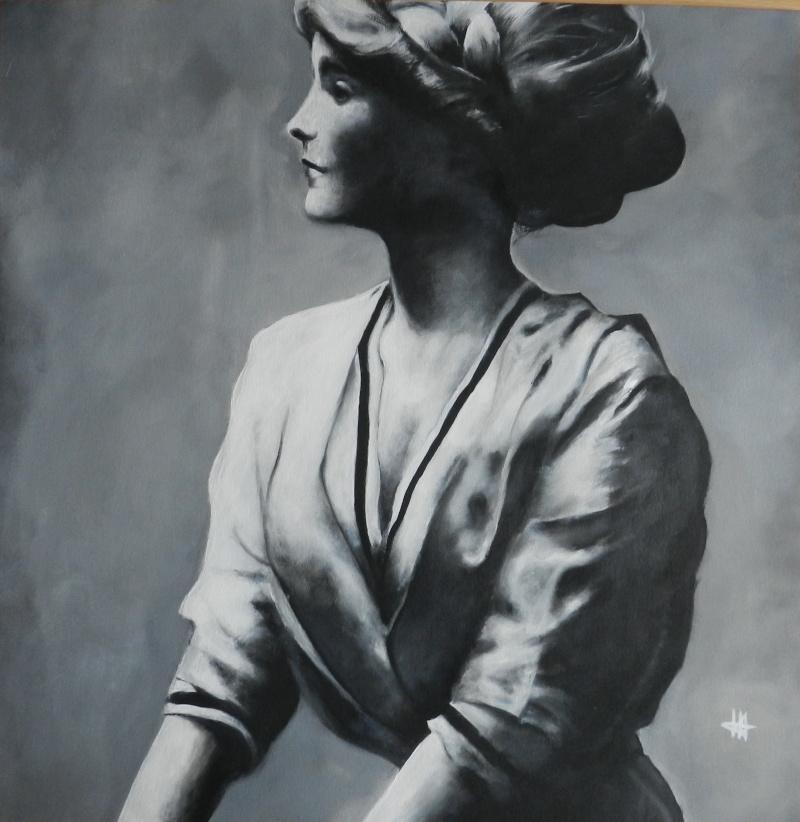 14ans, Passionnée par la peinture et le dessin Peintu10