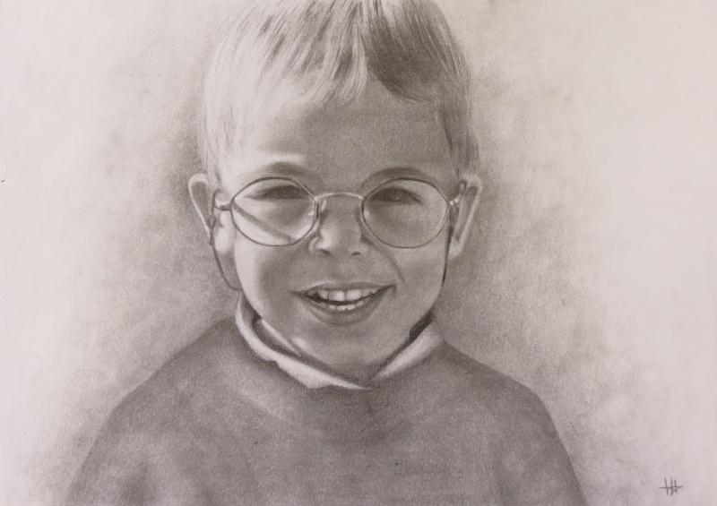 14ans, Passionnée par la peinture et le dessin Yoann10