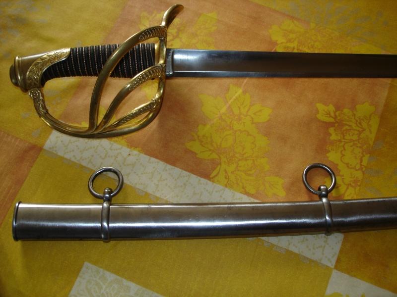 """Collection : sabre d'officier de cavalerie 1822 """"Bancal"""" Dsc03819"""
