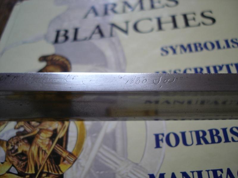 """Collection : sabre d'officier de cavalerie 1822 """"Bancal"""" Dsc03911"""