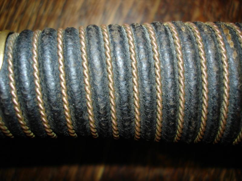 """Collection : sabre d'officier de cavalerie 1822 """"Bancal"""" Dsc03917"""