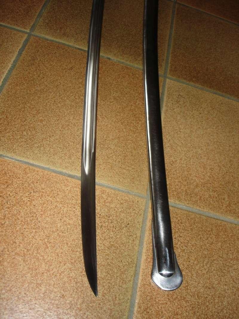 """Collection : sabre d'officier de cavalerie 1822 """"Bancal"""" Dsc03918"""