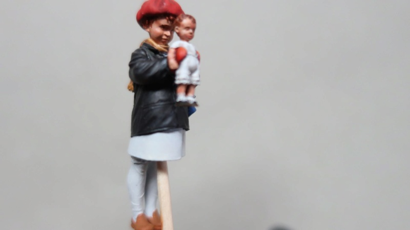 """Ist es sehr ernst?"", 54mm Andrea Miniatures Img_7634"