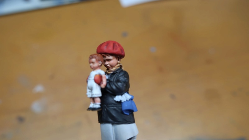 """Ist es sehr ernst?"", 54mm Andrea Miniatures Img_7635"