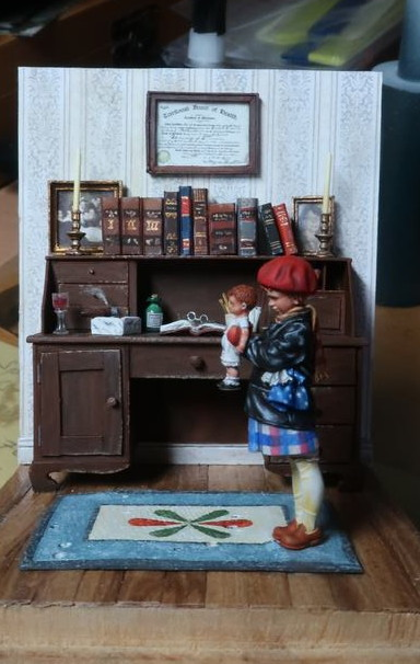"""Ist es sehr ernst?"", 54mm Andrea Miniatures - Seite 3 Img_8420"