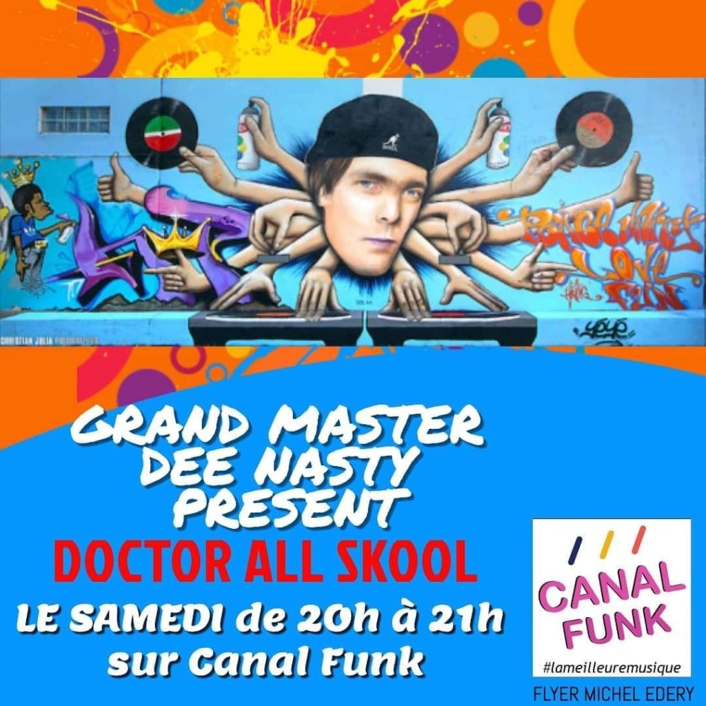 Dee Nasty sur Canal Funk  8b724f10