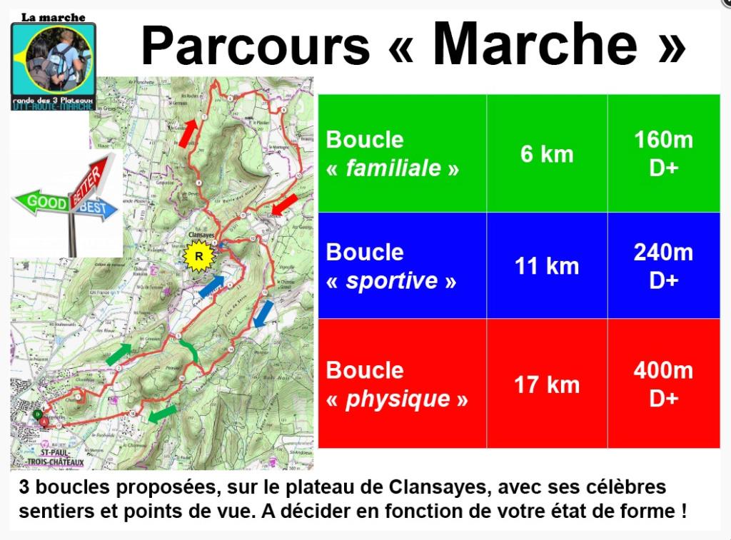 10.03 - La 23ème rando des Trois Plateaux à Saint-Paul-Trois-Châteaux Captur18
