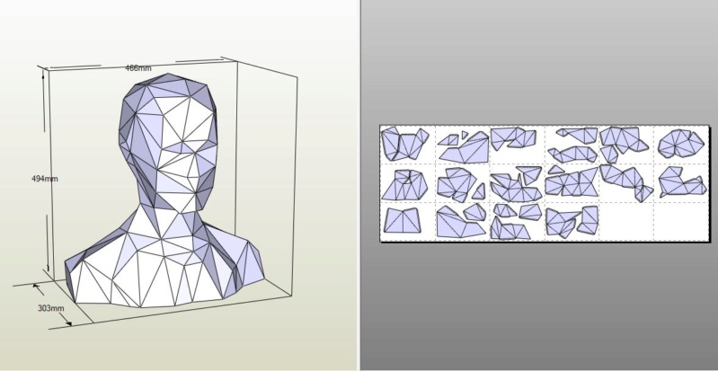 Librairie Sculpting c4d Buste_10